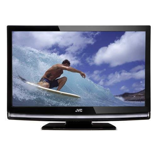 JVC 32in. LCD 720P w/ DVD
