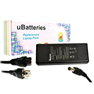 UBatteries AC Adapter Charger Toshiba Satellite A500-02F - 19V, 90W