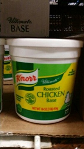Knorr Ultimate Roasted Chicken Base 16 Oz (2 Pack) (Knorr Chicken Base compare prices)