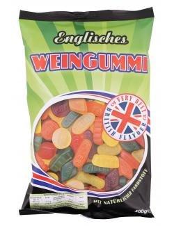 Esse Darius Englisches Weingummi 400 g