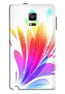 Samsung Galaxy Note Edge Cover Premium Quality Designer Printed 3D Lightweight Slim Matte Finish Hard Case Back Cover for Samsung Galaxy Note Edge by Tamah