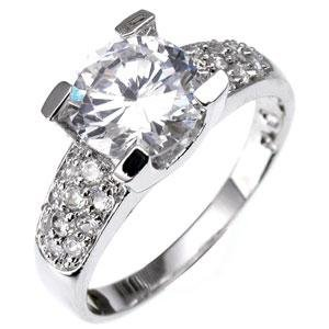 Sparkling Splendor Ring