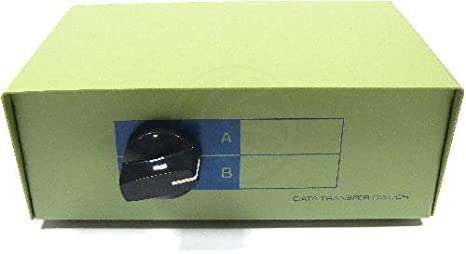 Cablematic - Manuel RJ45 Switch 2-port