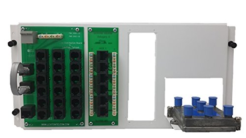 Leviton 035-47603-AHT Advanced Home Distribution Panel with Telephone and Video Modules (Distribution Panel Telephone compare prices)