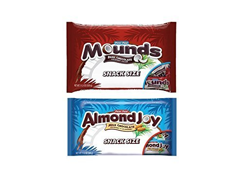 mounds-almond-joy-snack-size-variety-pack-1-each-by-n-a