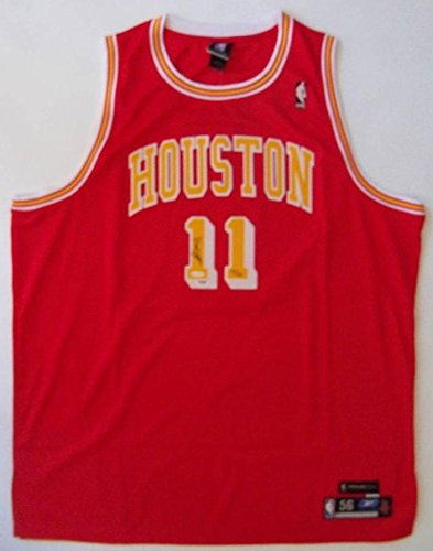 Yao Ming Signed Limited Edition Houston Rockets Jersey 30/111 UDA BAJ-40742