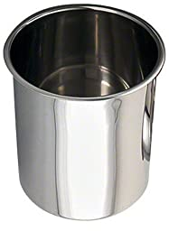 Browne (BMP6) 6 qt Stainless Steel Bain Marie Pot