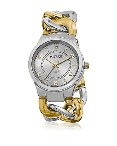 August Steiner Reloj con movimiento cuarzo suizo Woman 38 mm