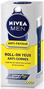 Nivea Men - Roll On Q10 Yeux - 10 ml