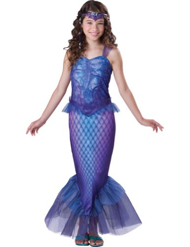 Mysterious Mermaid Tween Costume Lg 12-14 Tween Womens Costume