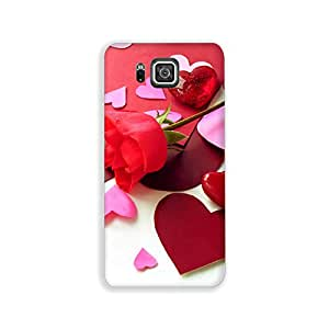 Mott2 Rose Back cover for HTC M One 9 (Limited Time Offers,Please Check the Details Below)