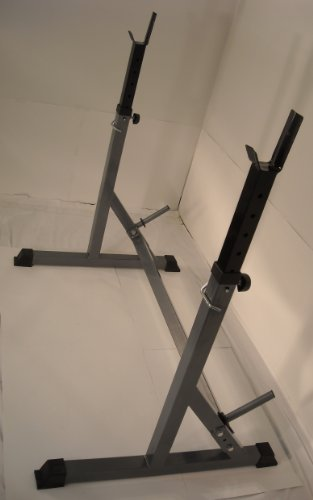 Squat Rack H.D. Adjustable Racks