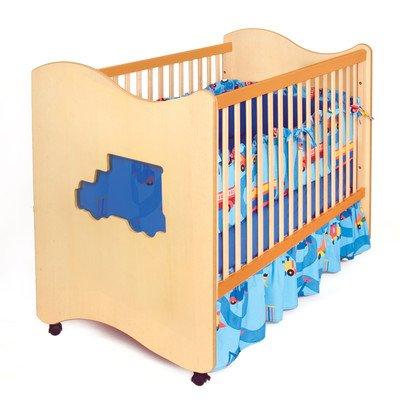 Truck Crib Bedding 9318 front
