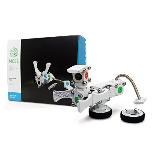 Modular Robotics MOSS Zombonitron 1600 Kit (Moss Modular Robotics compare prices)