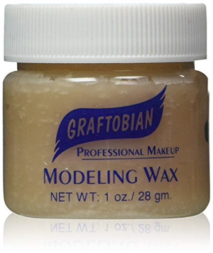 Graftobian Modeling Wax Flesh Color 1 oz (Modeling Wax compare prices)