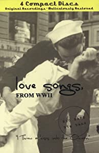 Love Songs From WWII, Original Recordings, 4 CDs