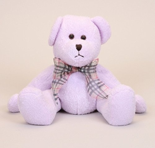 Sootheze Toasty Chamois Lavender Bear - 1