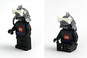 Lego Ninjago Keyring Lord Garmadon LED Keyring by Lego Black - Garmadon