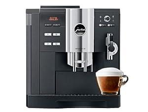 Jura Impressa S9 Classic Black One Touch Espresso Coffee Machine by Jura