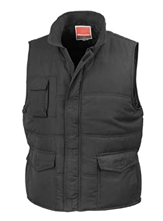 Result Men's Outdoor Promo Gilet at Amazon Men's Clothing