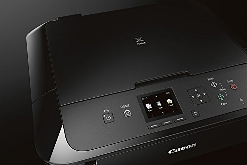 Canon MG5720 Wireless All-In-One Printer with Scanner and ...
