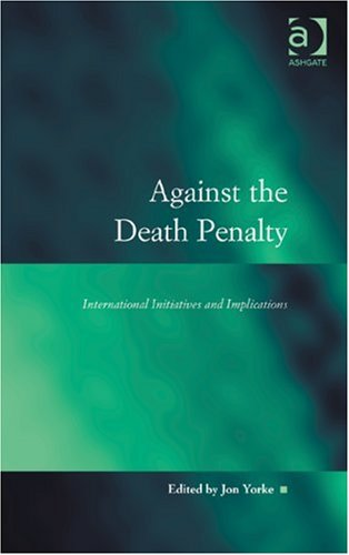 contemporary issues concerning the death penalty