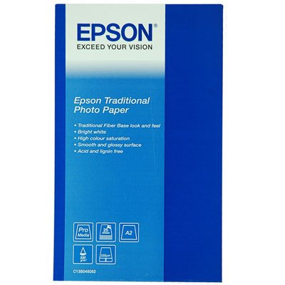 Epson Paper/Photo A3+ 25 sheets Traditional C13S045051 S045051 (329 x 423 mm) - 330 g/m2
