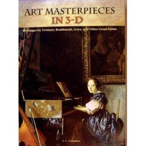 Art Masterpieces in 3-D L. C. Castrline