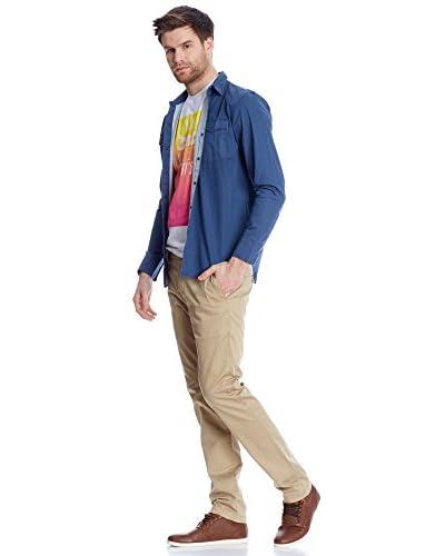 Levi's Strauss Pantalone 511 Slim [Beige]