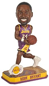 Kobe Bryant Los Angeles Lakers Forever Collectibles 2014 NBA Springy Logo Base... by Forever Collectibles