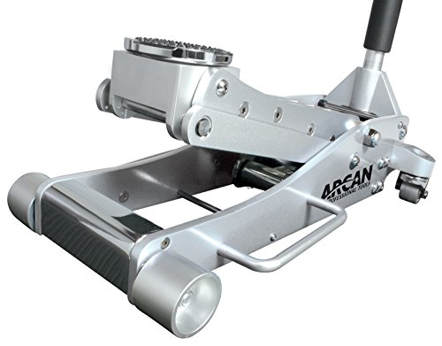 Arcan ALJ3T Aluminum Floor Jack - 3 Ton Capacity (Professional Auto Floor Jack compare prices)