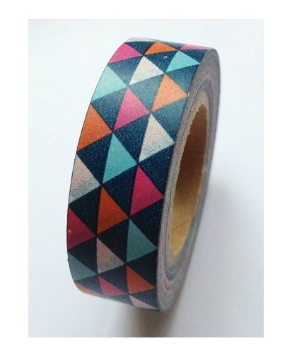 Craft adhesive tape 1 roll japanese washi tape masking tape decoration tape - Decoration masking tape ...