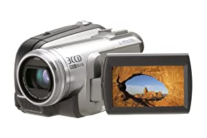Panasonic PV-GS320 3.1MP 3CCD MiniDV Camcorder with 10x Optical Image Stabilized Zoom