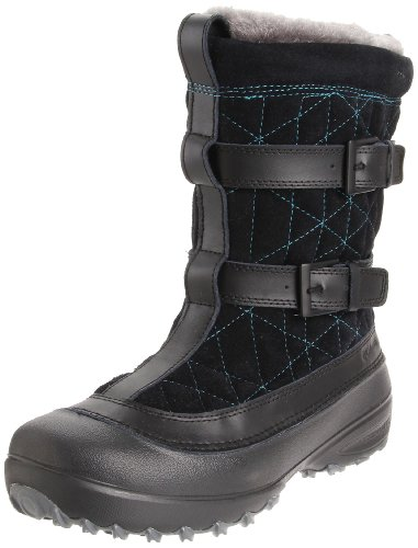 Columbia Sportswear Women's Flurry 2 Wp Cold Weather Boot,Black,11 M US