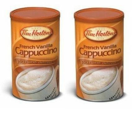 tim-hortons-french-vanilla-cappuccino-beverage-mix-two-16oz-cans-imported-from-canada