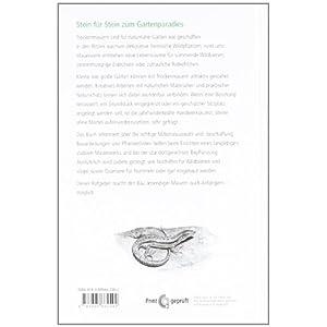 Lebensraum Trockenmauer: Bauanleitung - Gestaltung - Naturschutz