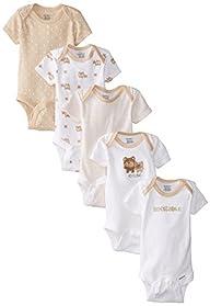Gerber Unisex-Baby Newborn 5 Pack Neu…