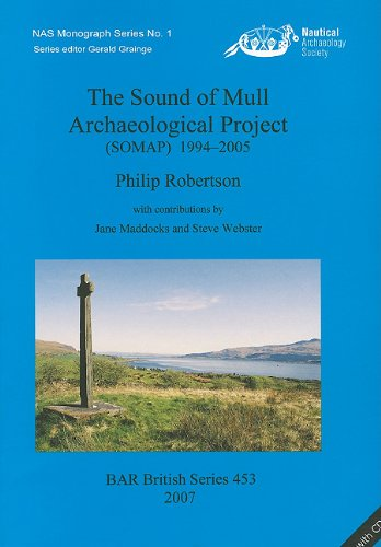 Sound Of Mull Archaeological Project (Somap), 1994-2005 (Bar British) (Pt. 1)