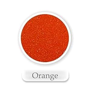 Sandsational Sparkle 1 Lb. Orange Unity Sand