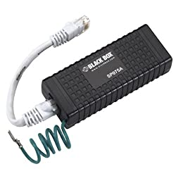 Black Box Power over Ethernet Surge Protector 60-Volt