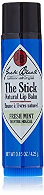 Jack Black Stick Fresh Mint Natural Lip Balm