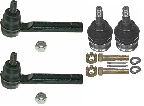 prime-choice-auto-parts-suspkg10019-set-of-2-front-outer-tie-rod-ends-and-2-front-lower-ball-joints