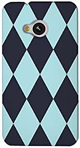 Timpax protective Armor Hard Bumper Back Case Cover. Multicolor printed on 3 Dimensional case with latest & finest graphic design art. Compatible with HTC M7 Design No : TDZ-22113