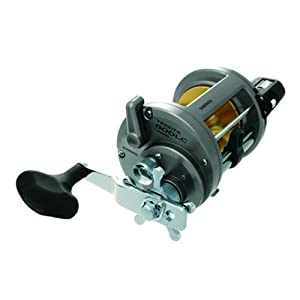 Shimano Tekota 800 Conventional Reel with Line Counter (4.2:1), 65 Pounds 780 Yards by Shimano