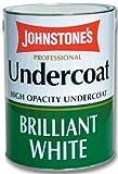 Johnstones Undercoat 5 Ltr Light Grey
