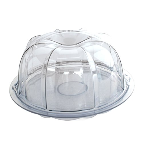 Nordic Ware Deluxe Bundt Cake Keeper (Nordic Ware Cake Pan With Lid compare prices)