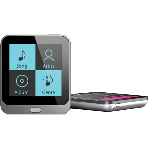 Coby MP800-4GBLK 4 GB 1.44-Inch Video MP3 Player with FM Radio (Black)