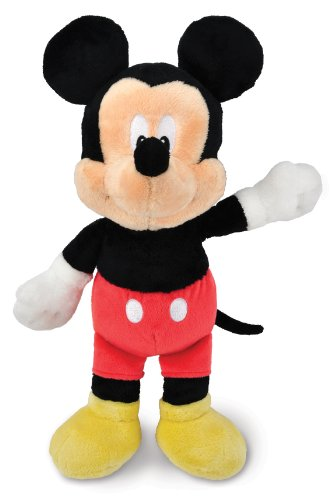 Disney Baby: felpa de Mickey Mouse por Kids Preferred