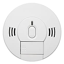Kidde 10SCO Combination Smoke and Carbon Monoxide Alarm with Voice Notification by Kidde