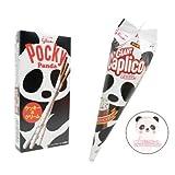 Pocky Sticks -Japan Glico Pocky Cookies Snacks (Panda Pocky /Panda Ice Cream) Bonus Set